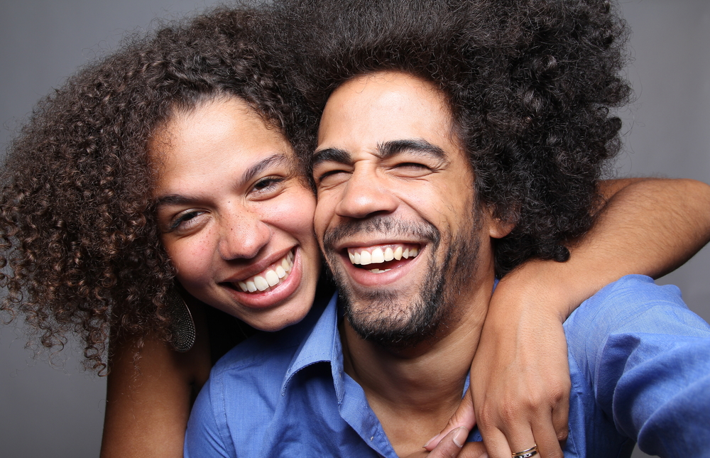 """The obligatory """"Happy Couple"""" picture. Every blog post about relationships needs one. / Shutterstock"""