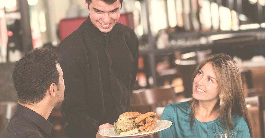 How I Make My Job Waiting Tables Feel Meaningful