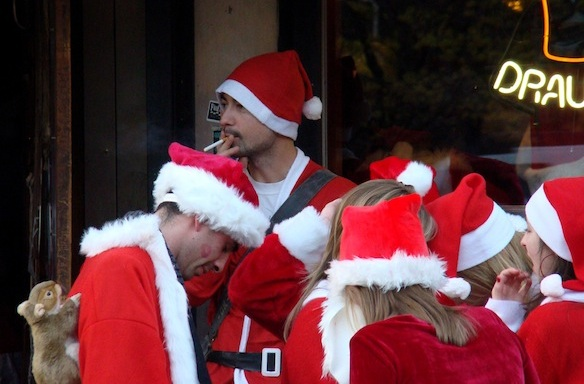 All I Want For Christmas Is For Santa Con ToDie