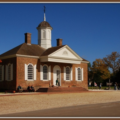Learning To Masturbate In Colonial Williamsburg