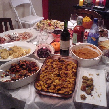 10 Reasons Thanksgiving Rules Supreme Over All Other Holidays
