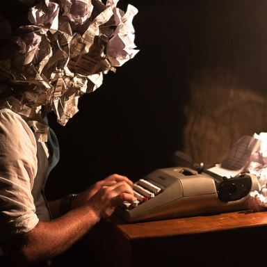 5 Reasons Why You Shouldn't Be A Writer