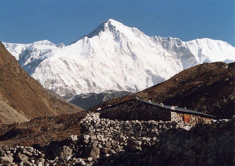 Cho Oyu (6th highest)