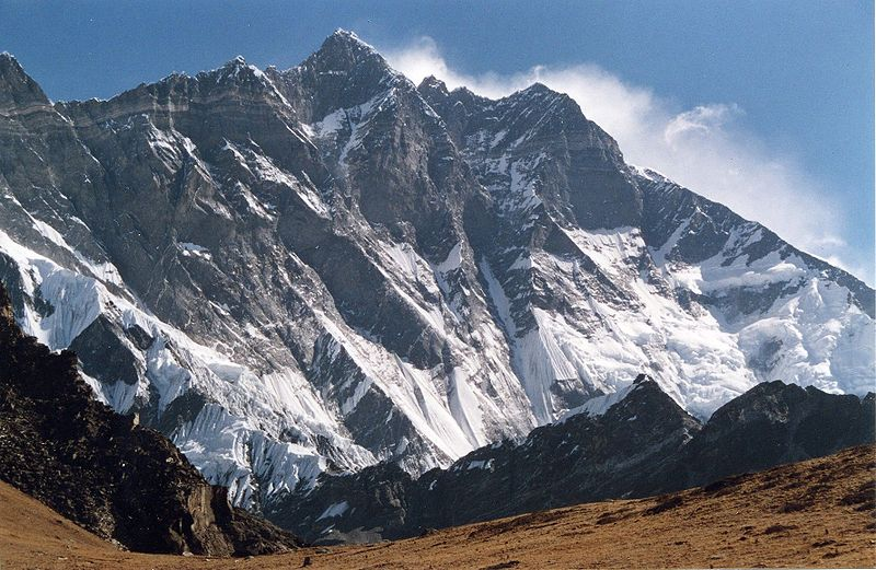Lhotse(4th Highest)