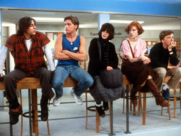 A Ranking Of Every John Hughes Movie