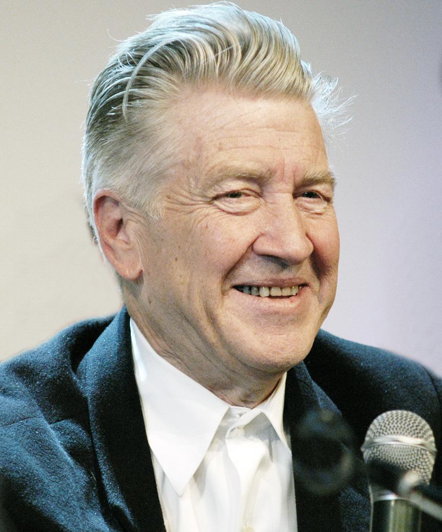 David Lynch in Moscow (VGIK)