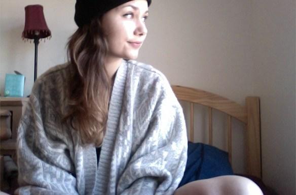 I Am Wearing A Dead Man'sSweater