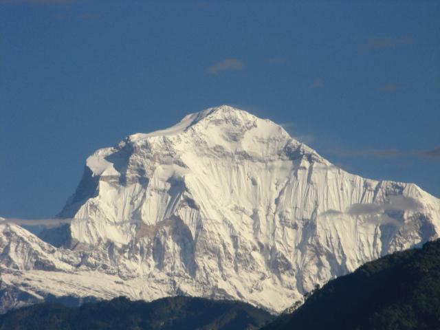 Dhaulagiri (7th Highest)