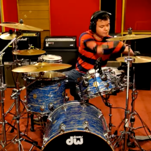 "Disabled Drummer Destroys ""Everlong"" By Foo Fighters, Makes Rest Of Us Look Lazy"