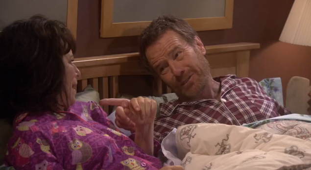 Bryan Cranston And Malcolm In The Middle Wife Shoot Breaking Bad AlternateEnding