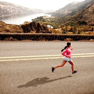 No, I Will Not Shut Up About Running