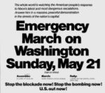 may 21 1972 march on washington