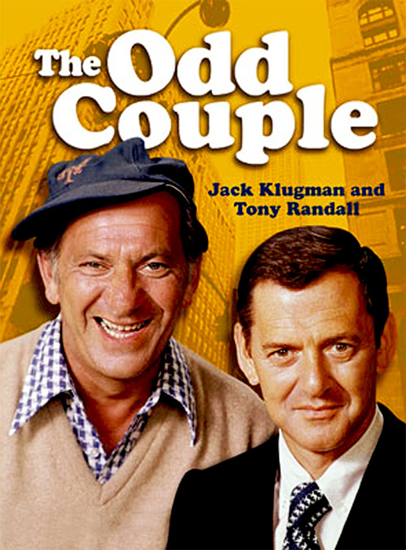 The Odd Couple - The Complete Series, Seasons 1-5
