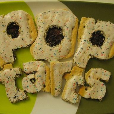 I Will Not Eat Those Pop-Tarts
