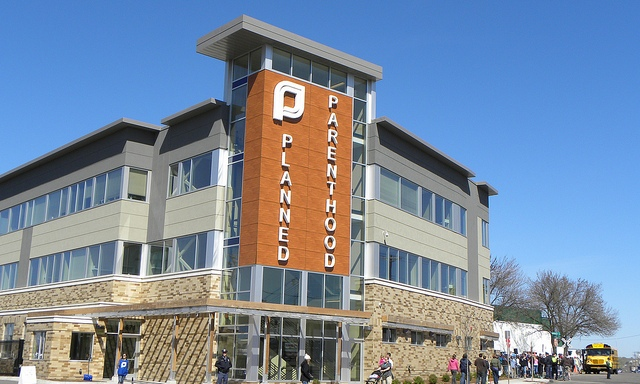 How I Learned To Stop Worrying And Love The Planned Parenthood WaitingRoom
