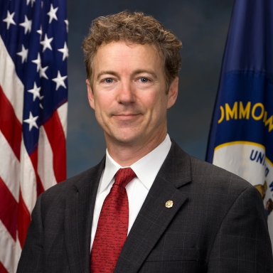 On Rand Paul And Ideas