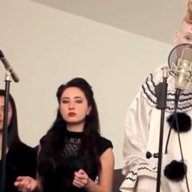 """Is This The Best Cover Of Lorde's """"Royals""""… Ever?"""