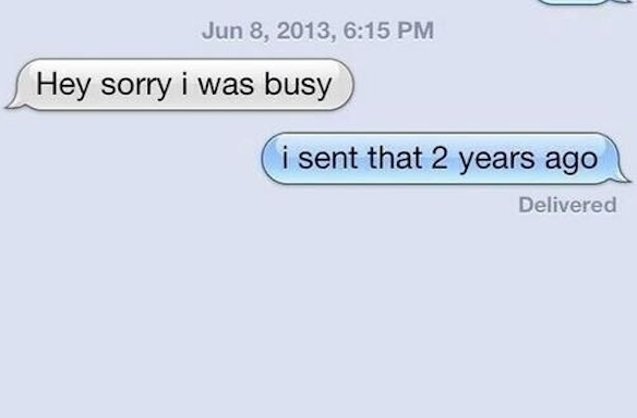 An Open Letter To Girls Who Ignore My Texts For Hours OnEnd