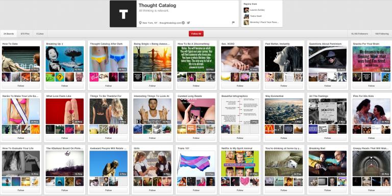 8 Reasons Pinterest Is NOT For CollegeGirls