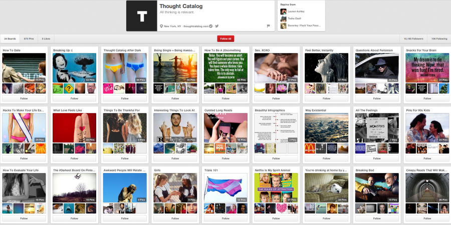8 Reasons Pinterest Is NOT For College Girls