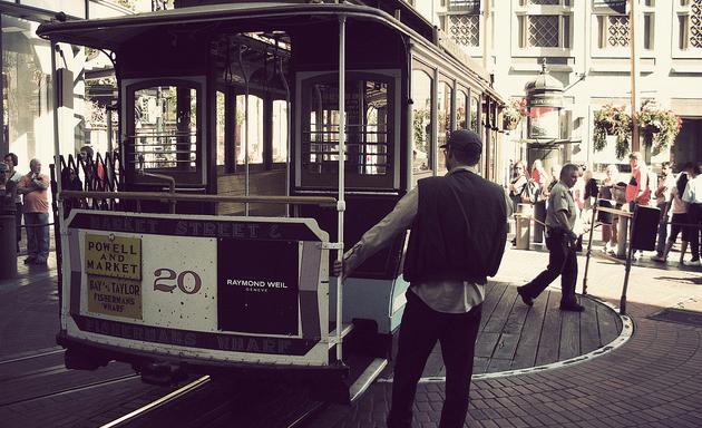 Goodbye, San Francisco