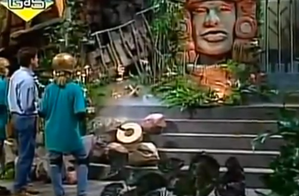 5 Reasons Why Legends Of The Hidden Temple Is Even Better As AnAdult