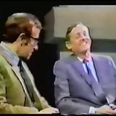 Clip: Woody Allen Vs. William F. Buckley