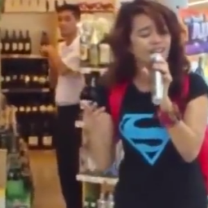 This Literally Unbelievable Video Of Girl Covering Whitney Houston At The Mall Is Blowing Me Away