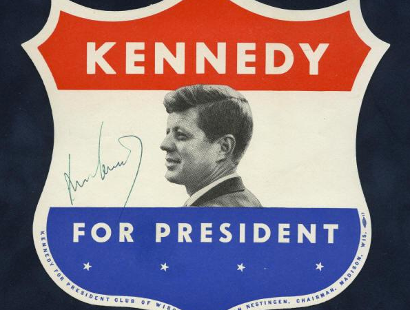 Failure Alert: 50 Years After The Death Of JFK, We Still Haven't Brought Him Back With Robot Technology