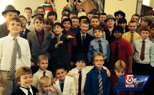 A Group Of Young Boys Comes Together To Defend A 6-Year-Old And Restores Our Faith In The NextGeneration