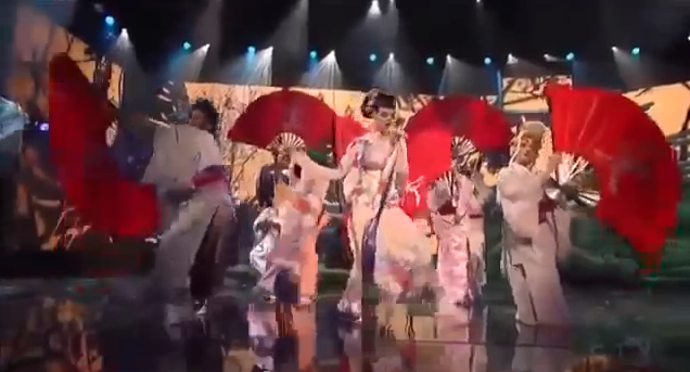 Yes, Katy Perry's Sexy Geisha Performance Was Racist