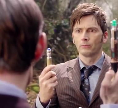 """""""The Day Of The Doctor"""" And The Hero's Journey"""