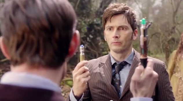 """""""The Day Of The Doctor"""" And The Hero'sJourney"""