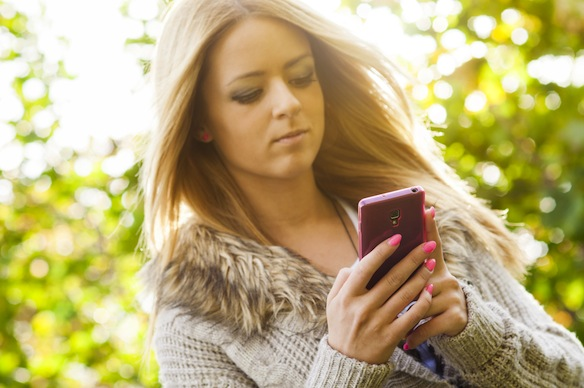 The Ugliness Of Cell PhoneAnxiety