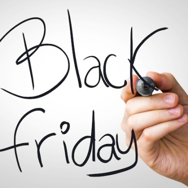 'I'd Like This More If It Wasn't On Sale' – Your 2013 Black Friday Playlist