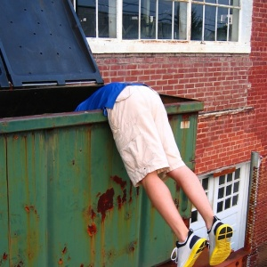 5 Reasons To Take Your Date Dumpster Diving