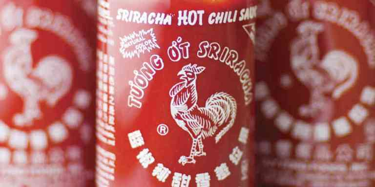 12 Gifts For The Sriracha Addict