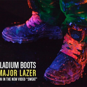 Palladium Boots & Major Lazer Join Forces For An Awesome Track & Music Video
