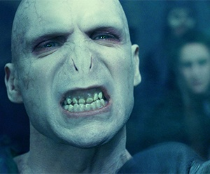 We All Have Our Voldemort (She/He Who Shall Not Be Named)