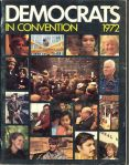 1972 july democratic convention booklet