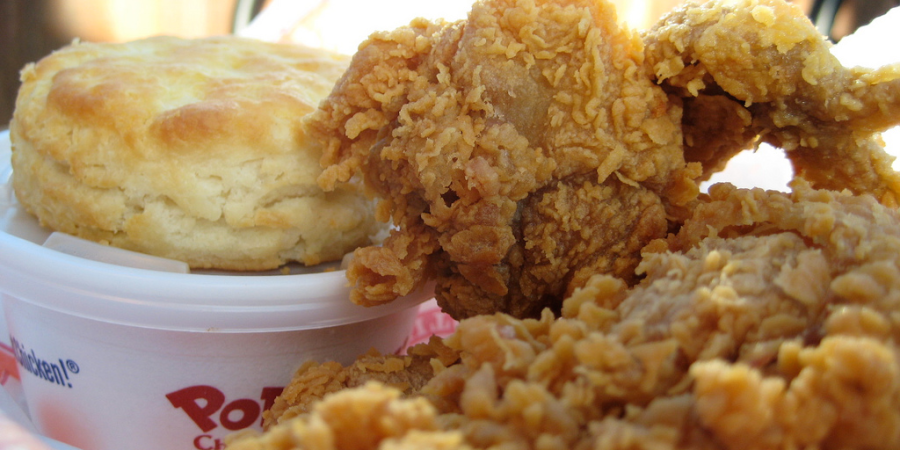 All Those Who Reject Popeyes Are Damned