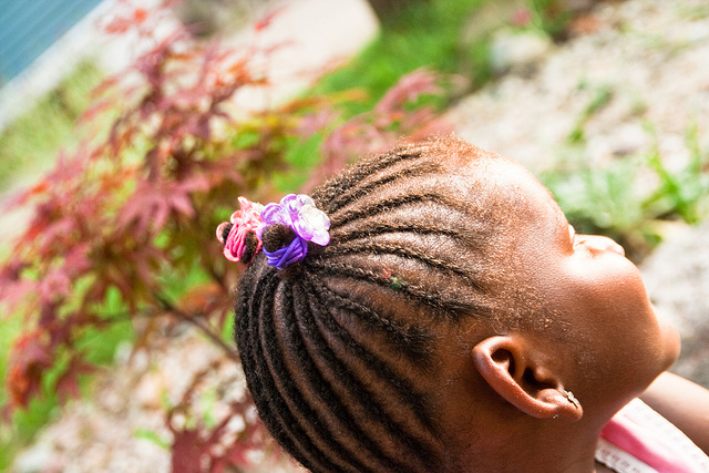 The Inner Monologue Of A Black Girl Getting Her BraidsDone