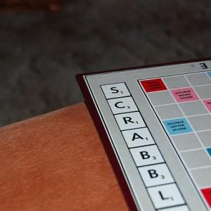 We Were Like A Scrabble Board