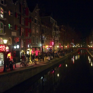 My Experience In Amsterdam's Red Light District
