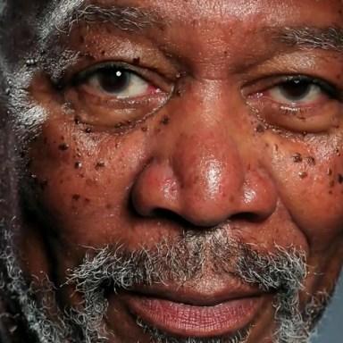 This Photorealistic iPad Drawing Of Morgan Freeman Will Blow You Away