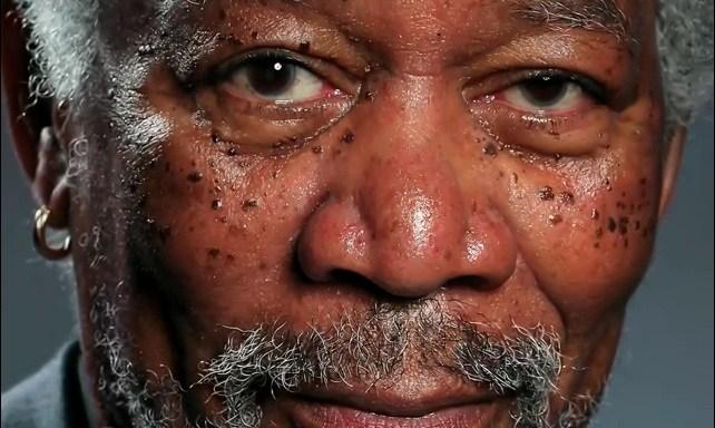 This Photorealistic iPad Drawing Of Morgan Freeman Will Blow YouAway