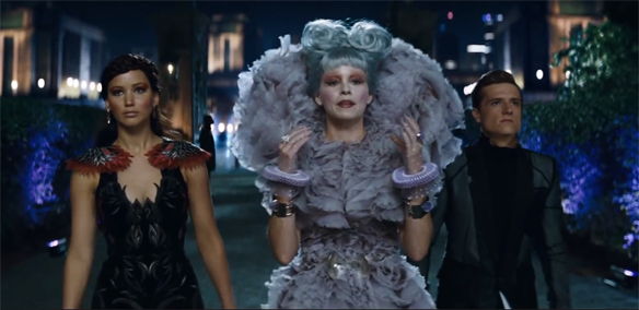 The Massive Problem With Race In CatchingFire