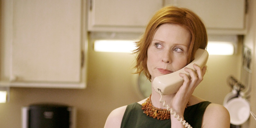 What's So Wrong With Being Miranda Hobbes?