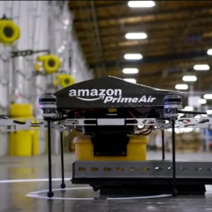 Not Creepy At All: Amazon's Going To Be Sending Drones To Your House Now