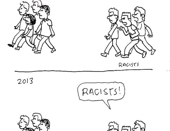 Same Oppression, DifferentName